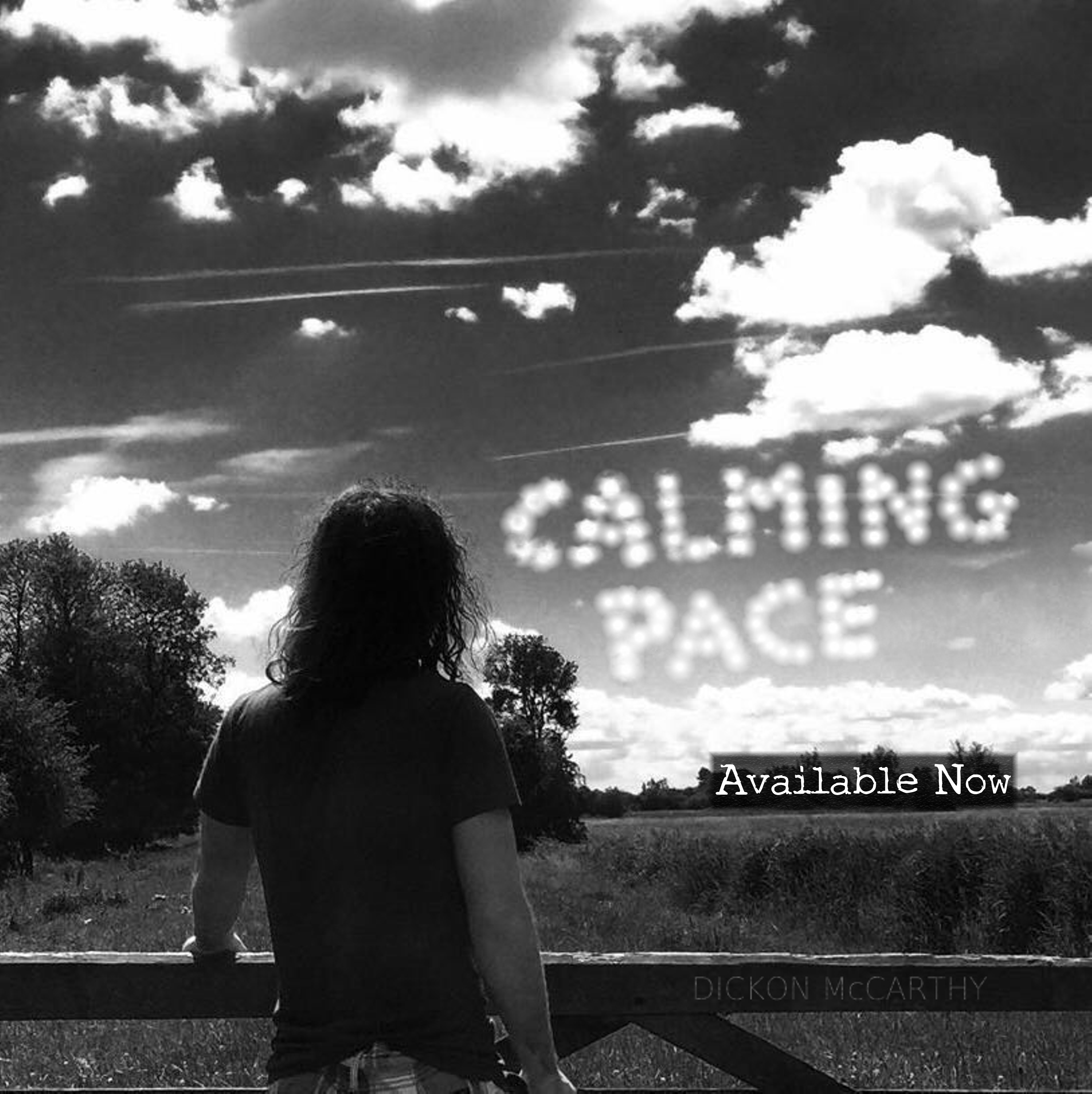 New Single 'Calming Pace' Available Now!